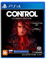 Диск Control Ultimate Edition [PS4]