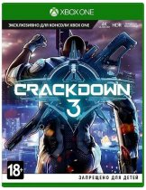 Купить Crackdown 3 [Xbox One]