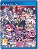 Criminal Girls 2: Party Favors [PS Vita]