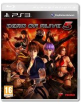Dead or Alive 5 (Б/У) [PS3]