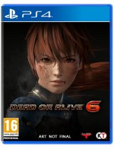 Диск Dead or Alive 6 [PS4]