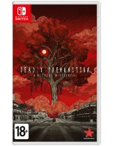 Диск Deadly Premonition 2: A Blessing in Disguise [Switch]
