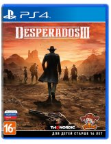 Диск Desperados III [PS4]