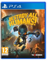 Диск Destroy All Humans! [PS4]