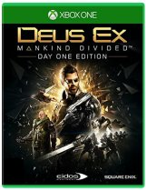 Купить Deus Ex Mankind Divided - Day One Edition [Xbox One]