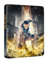 Купить Deus Ex Mankind Divided Steelbook Case (БЕЗ ИГРЫ)