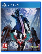 Диск Devil May Cry 5 [PS4]