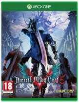 Диск Devil May Cry 5 [Xbox One]