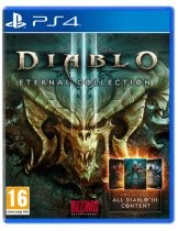 Диск Diablo III (3) Eternal Collection [PS4]