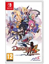 Диск Disgaea 4 Complete+ A Promise of Sardines Edition [Switch]
