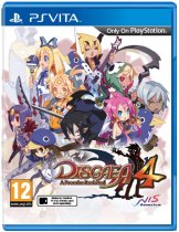 Купить Disgaea 4: A Promise Revisited [PS Vita]