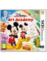 Купить Disney Art Academy [3DS]