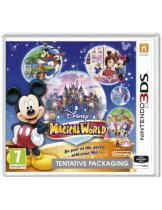 Купить Disney Magical World [3DS]