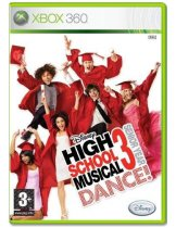 Диск Disney Sing It: High School Musical 3 Senior Year (Б/У) [X360]