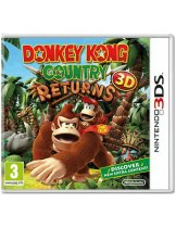 Donkey Kong Country Returns [3DS]