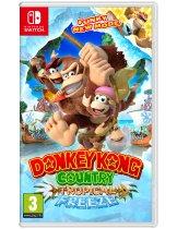 Купить Donkey Kong Country: Tropical Freeze (Б/У) [NSwitch]
