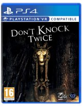 Диск Dont Knock Twice [PS4/PSVR]