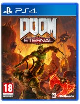 Диск DOOM Eternal (Б/У) [PS4]