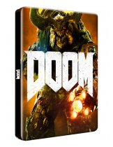 Doom Steelbook Case (БЕЗ ИГРЫ)