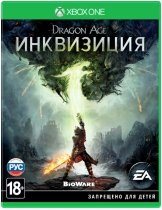 Купить Dragon Age: Inquisition (Инквизиция) [XboxOne]