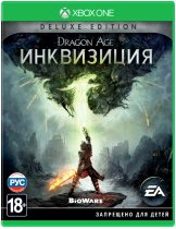 Купить Dragon Age: Inquisition (Инквизиция) Deluxe Edition [XboxOne]
