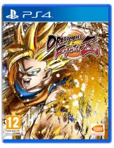 Диск Dragon Ball FighterZ (Б/У) [PS4]