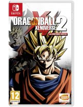 Диск Dragon Ball Xenoverse 2 [Switch]