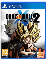Диск Dragon Ball Xenoverse 2 (Б/У) [PS4]