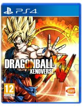 Диск Dragon Ball XenoVerse (Б/У) [PS4]