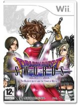 Диск Dragon Quest Swords: the Masked Queen and the Tower of Mirrors [Wii]