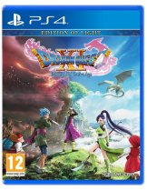 Dragon Quest XI: Echoes Of An Elusive Age Издание света [PS4]