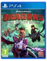 Диск Dragons Dawn of New Riders [PS4]