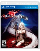 Диск Drakengard 3 (USA) [PS3]