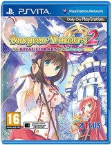 Dungeon Travelers 2: The Royal Library and the Monster Seal [PS Vita]