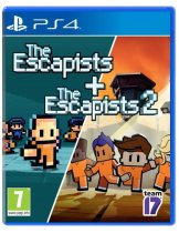 Диск The Escapists & The Escapists 2 - Double Pack [PS4]