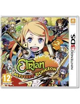 Диск Etrian Mystery Dungeon [3DS]