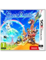 Диск Ever Oasis [3DS]