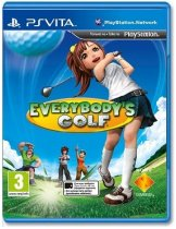 Купить Everybody's Golf (Б/У) [PS Vita]
