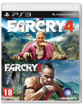 Far Cry 4 + Far Cry 3 [PS3]