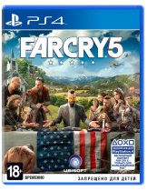 Диск Far Cry 5 [PS4]
