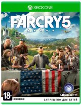 Диск Far Cry 5 [Xbox One]