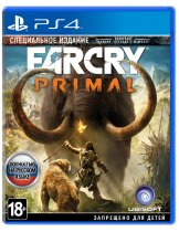 Купить Far Cry Primal [PS4]