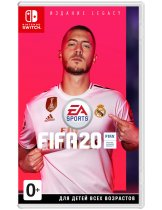 Диск FIFA 20 - Legacy Edition [Switch]