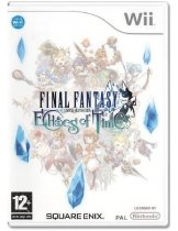 Обложка Final Fantasy Crystal Chronicles: Echoes of Time (Б/У) [Wii]