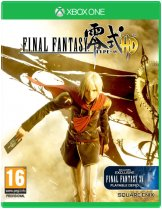Купить Final Fantasy Type-0 HD [Xbox One]