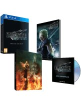 Диск Final Fantasy VII Remake - Deluxe Edition [PS4]