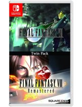 Диск Final Fantasy VII & VIII Twin Pack [Switch]
