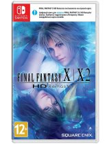 Final Fantasy X / X-2 HD Remaster [NSwitch]