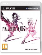 Диск Final Fantasy XIII-2 [PS3]