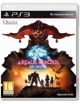 Диск Final Fantasy XIV: A Realm Reborn (Б/У) [PS3]
